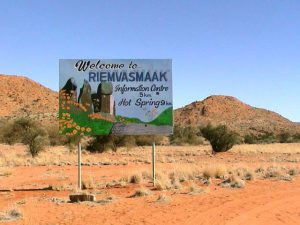 Riemvasmaak accommodation | Business | Tourism Portal