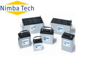 Lifeline Batteries | Nimba Tech (Pty) Ltd