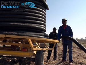Business | Agriculture | De Wet Drainage